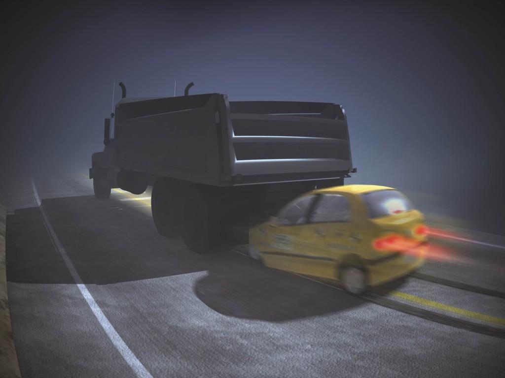 choque contra vehículo estacionado ch